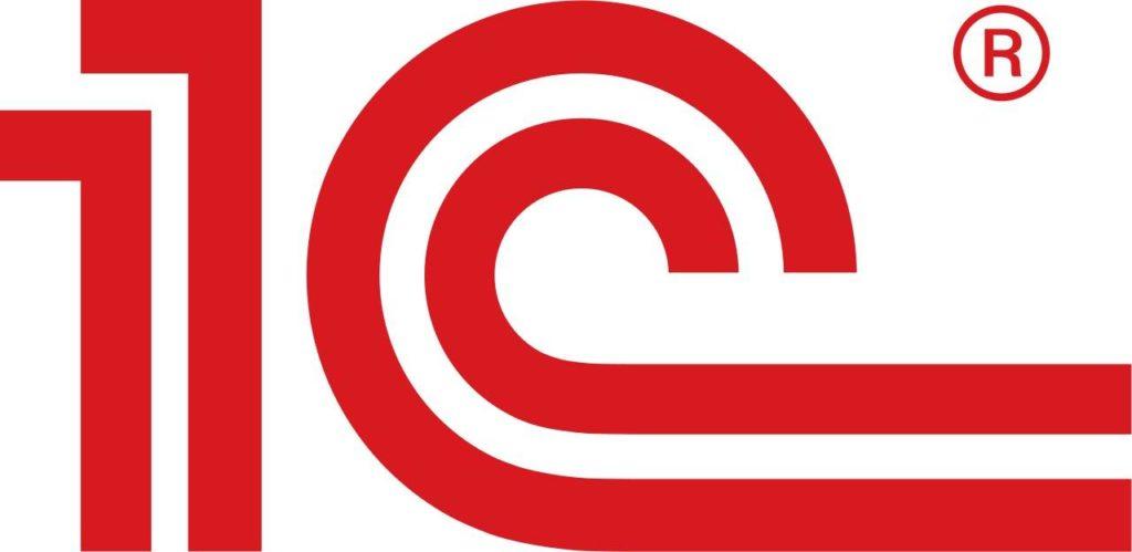 Логотип 1С